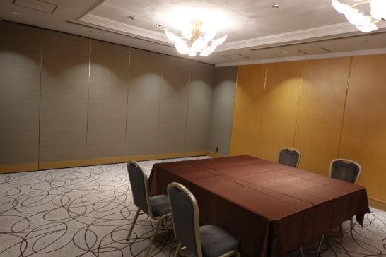 東京マリオットホテルの小規模会場