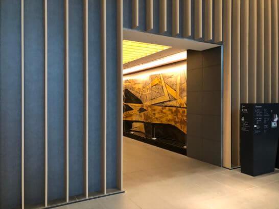 ザ・キャピトルホテル東急の宴会場・メインロビー・カフェへの入り口