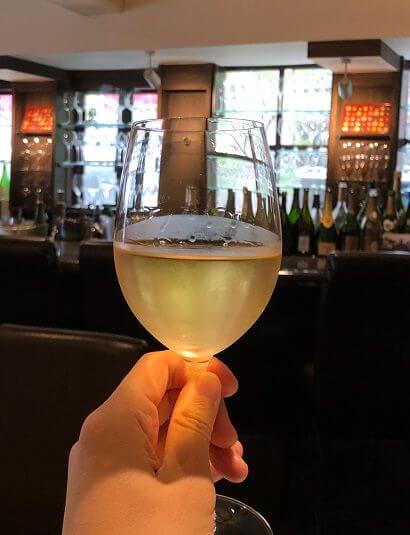 ダイナースクラブ ごひいき予約の対象店舗のワイン