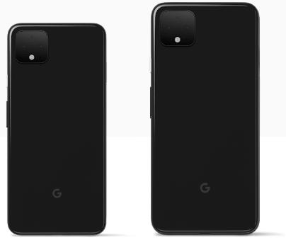 Google Pixel 4、Google Pixel 4 XL