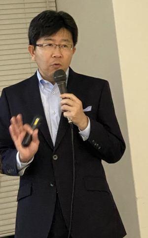 吉田恒 マネックス証券チーフ・FXコンサルタント兼マネックス・ユニバーシティFX学長