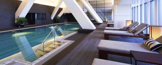 ザ・キャピトルホテル 東急のプール