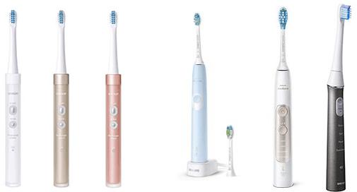 ふるさと納税の電動歯ブラシの返礼品