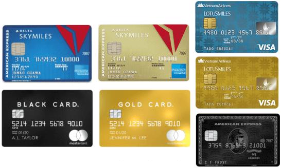 航空会社の上級会員資格を得られるクレジットカード