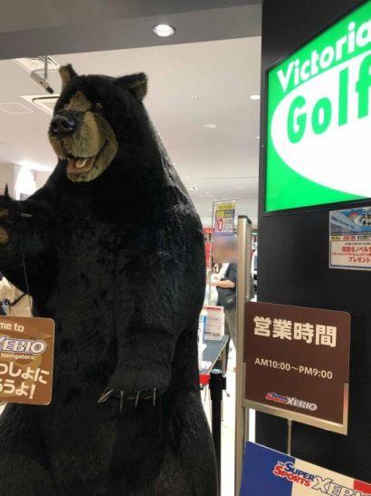 ゼビオ・ヴィクトリアゴルフ
