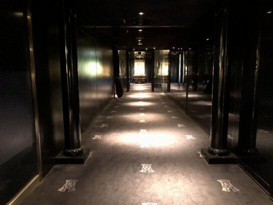 ホテルニューオータニのトゥール・ダルジャン