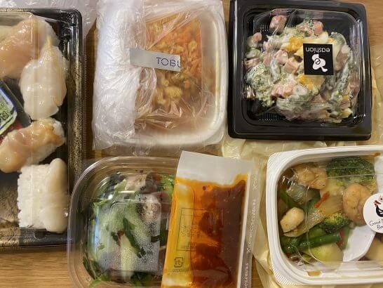 東武百貨店の食品