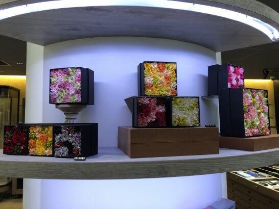 中部国際空港セントレアのイセタンストアの店内 (1)