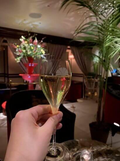 VILLA FOCH GINZAのスパークリングワイン