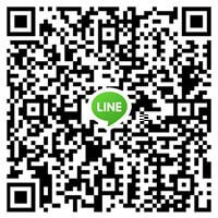 LINEのJCB手話デスクアカウントのLINEバーコード
