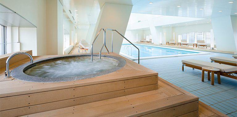 ハイアット リージェンシー 東京のプール