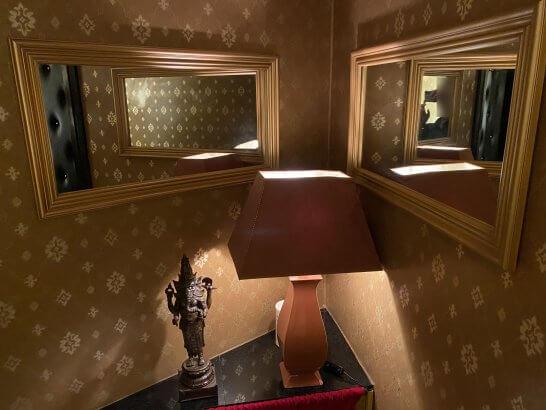 VILLA FOCH 西麻布のトイレ (1)