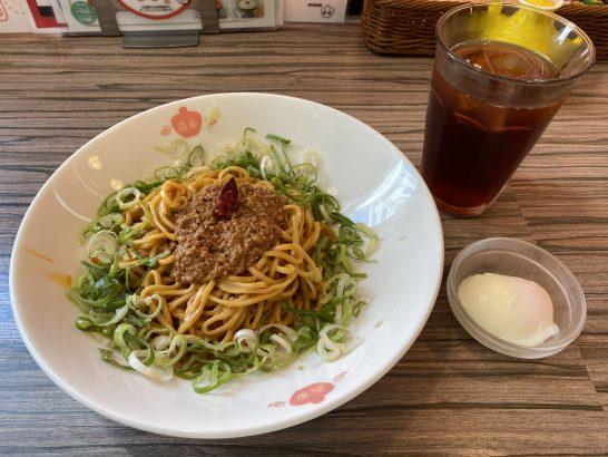 アメックスのSHOP SMALLの中華料理屋 (2)