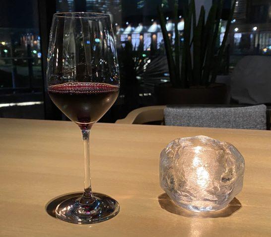 インターコンチネンタル横浜Pier8 Larboardの赤ワイン