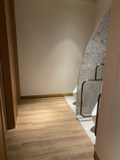 インターコンチネンタル横浜Pier8のトイレ