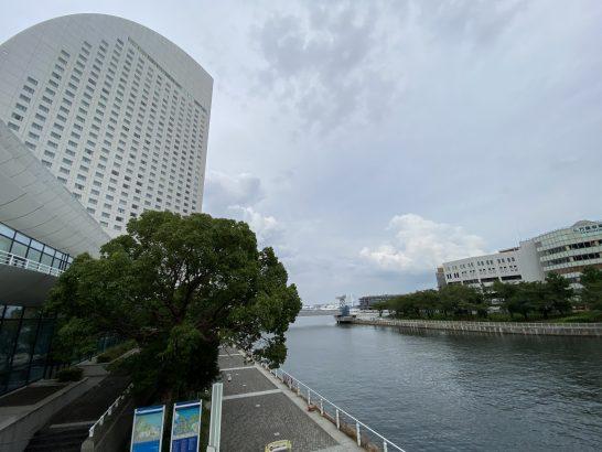 ヨコハマインターコンチネンタルホテル