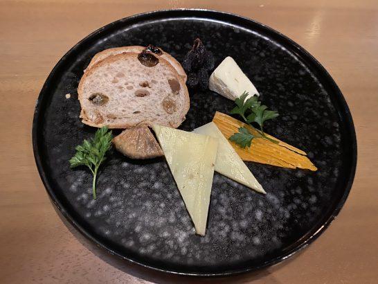 インターコンチネンタル横浜Pier8 Larboardのチーズ盛り合わせ