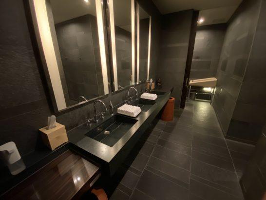 フォーシーズンズホテル丸の内 東京のトイレ
