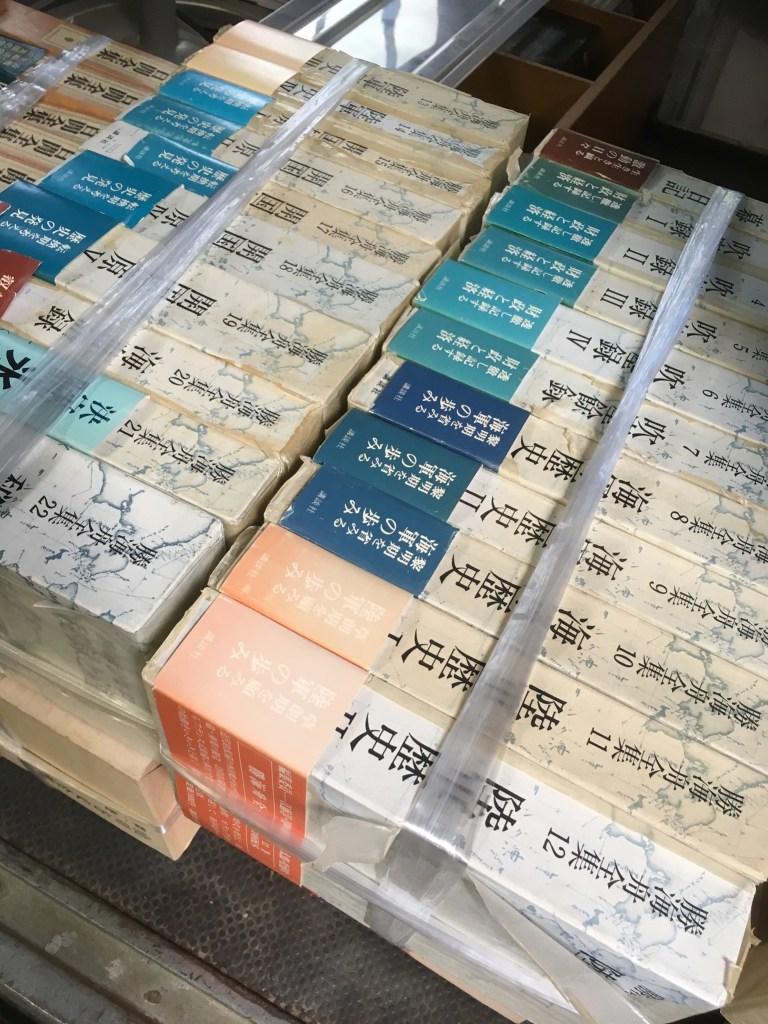 埼玉県で古本出張買取