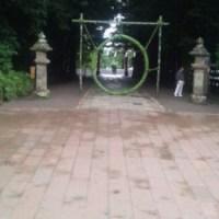 〓霧島神宮〓大祓式〜茅の輪くぐり〓