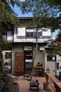 ギャラリー兼住居のリノベーション計画