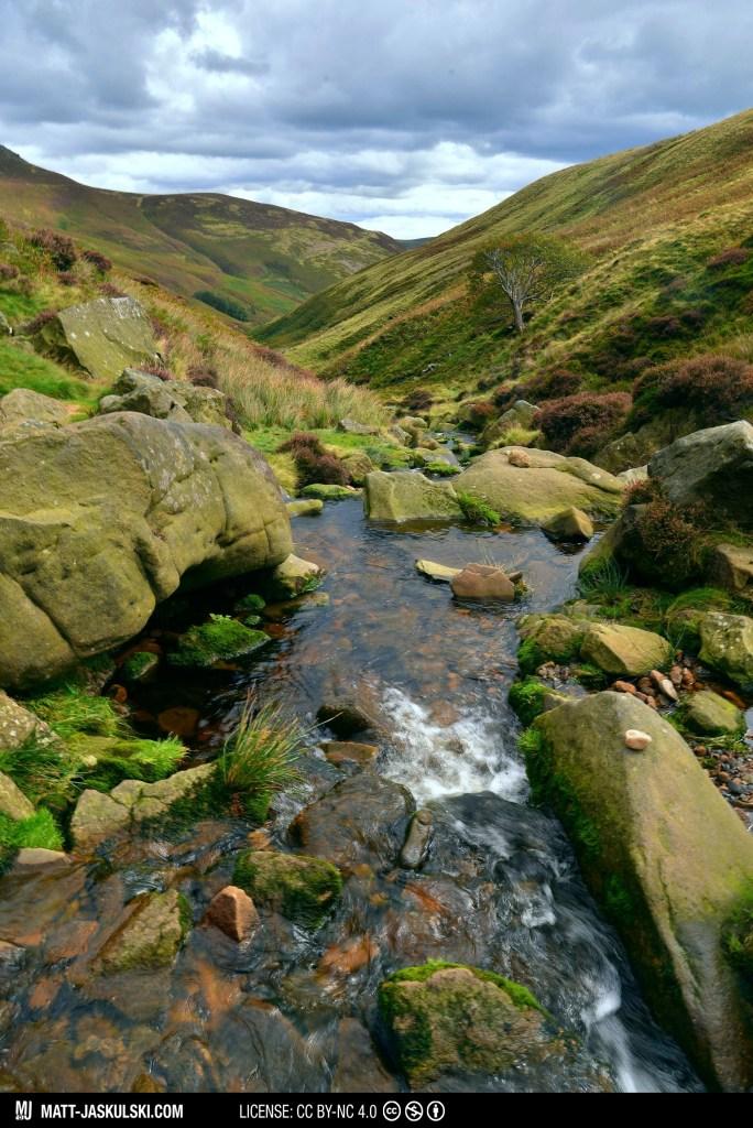 70200mm hiking landscape mountainsbritain nationalpark nature Nikon peakdistrict stream travel uk