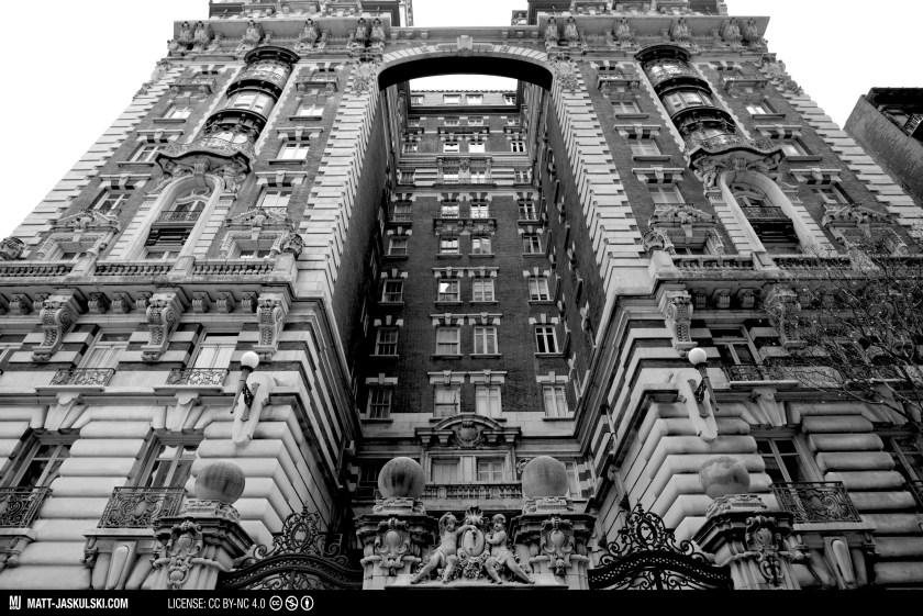 architecture blackandwhite bnw building city d800 newyork newyorkcity Nikon nikonphotography nyc perspective street streetphoto urban