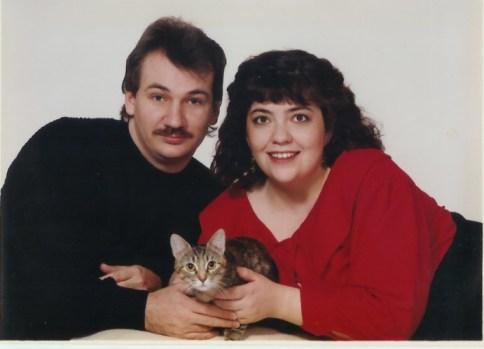 Michael Anthony Groteke & Staci Brown - 1991