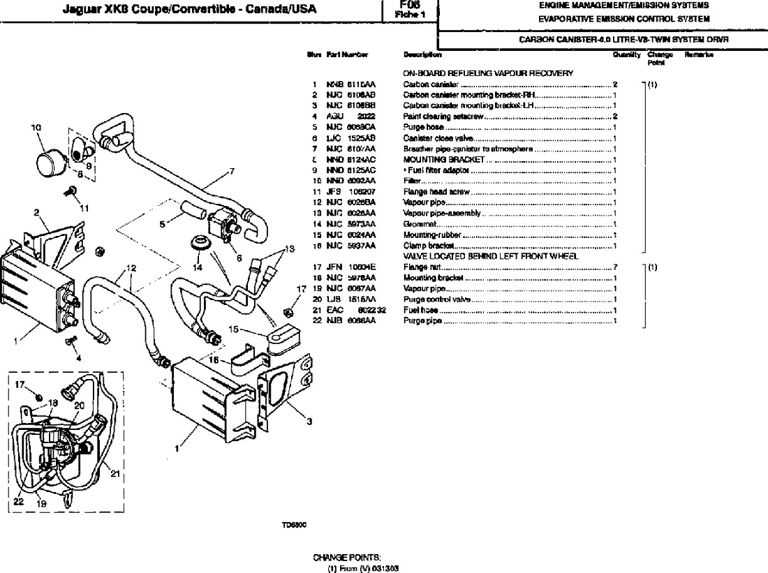 Jaguar S Type V Engine Wiring Diagram For Car