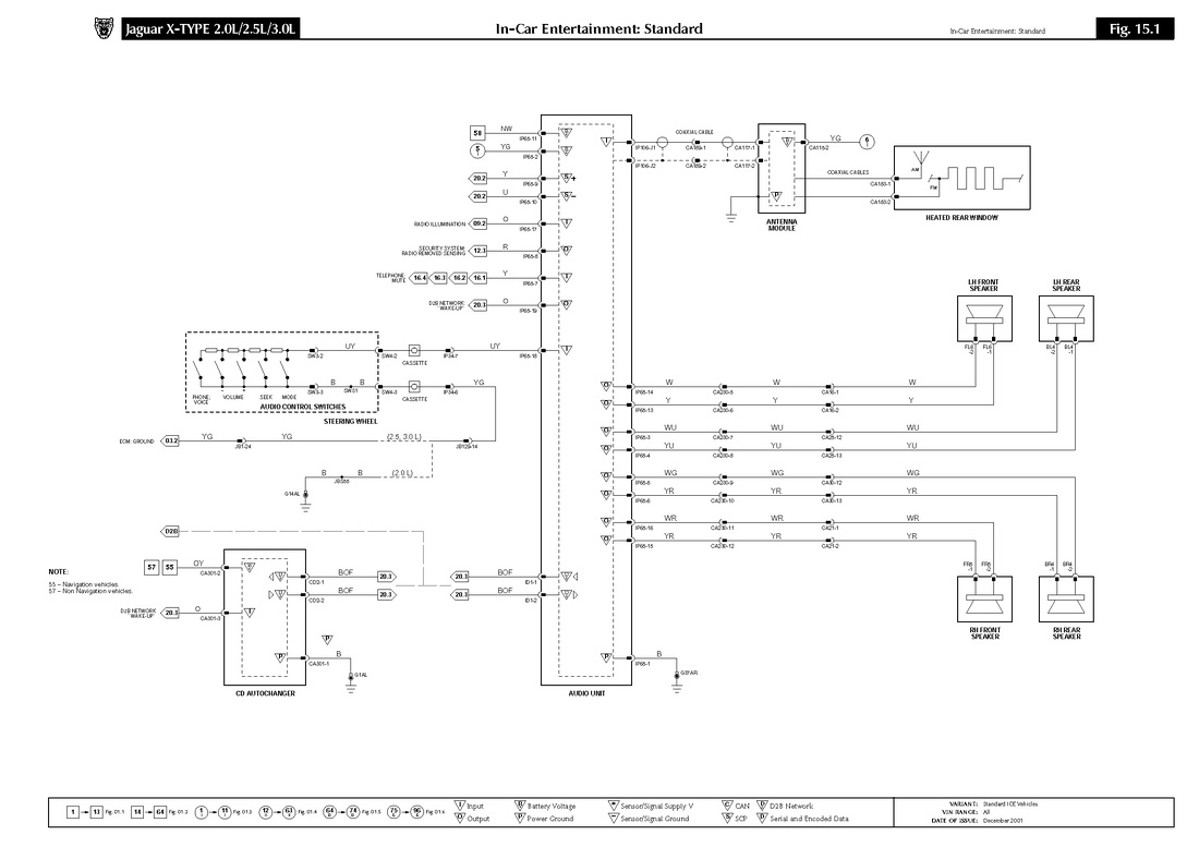 hight resolution of jaguar x type radio wiring diagram