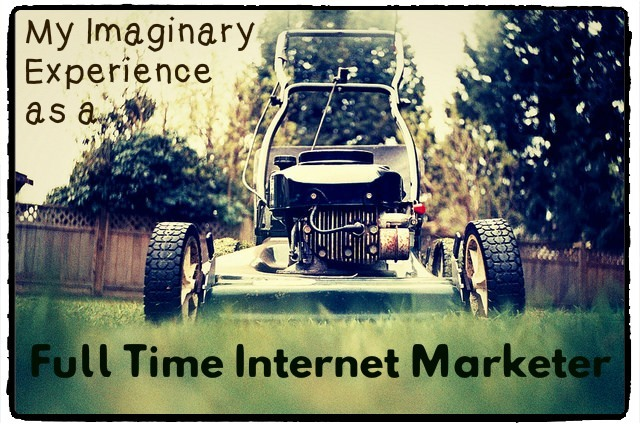 Full Time Internet Marketer
