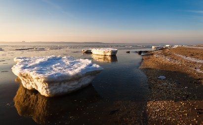 Icebergs in Jersey?