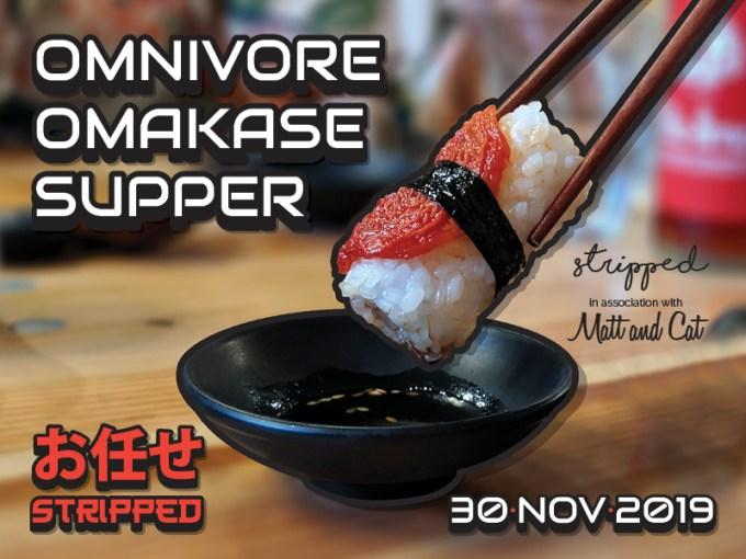 Omnivore Omakase