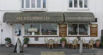 Michelangelo Northern Italian Restaurant, Ryde