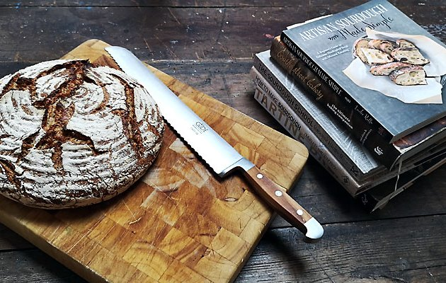 Artisan Sourdough Workshop at Tiny Homes Holidays