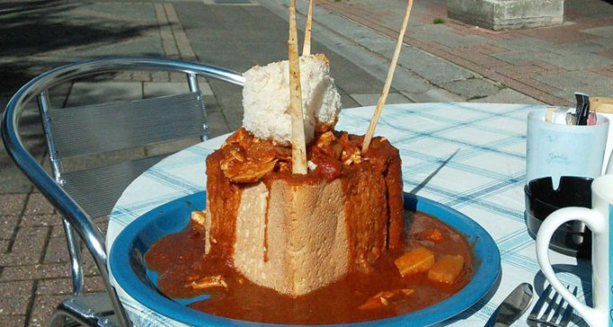 Not eaten for this review, but M&C regularly enjoy BDC bunny chow