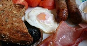 Bluebells Full English breakfast