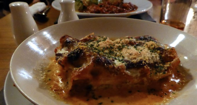 Besozzi's 'life-changing' lasagne