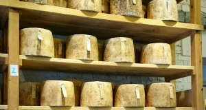 Cheese at Neal's Yard. The smell! Monsieur!!