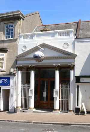 The Orrery, Ryde