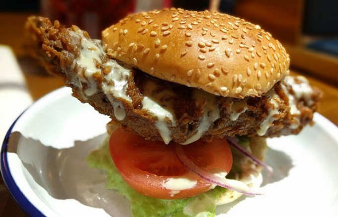 Burger Theory: Prairie Girl burger