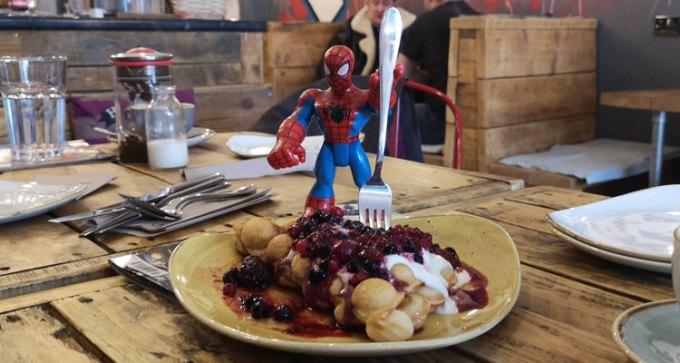 Comicoffee Spiderman