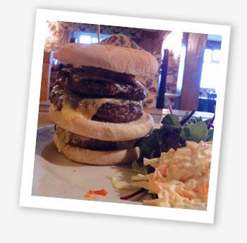 Burger, Dark Horse