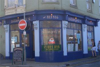 Dillangreli's Cafe, Ryde
