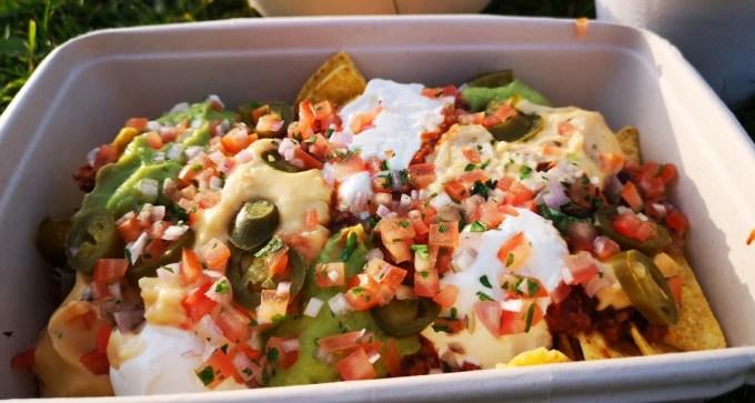 Eat Street nachos