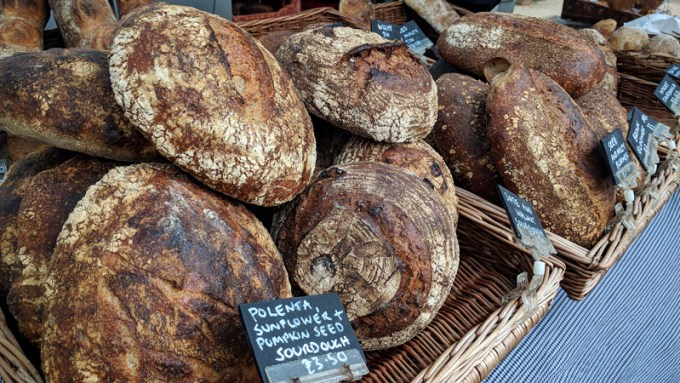 Island Bakers breads
