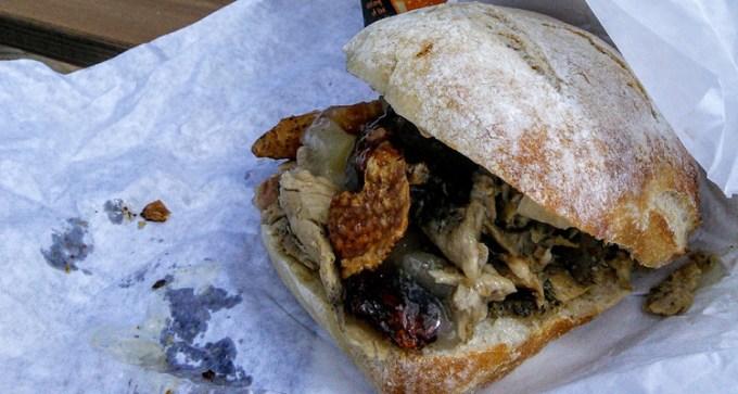 Pig roll, Hog Street Food