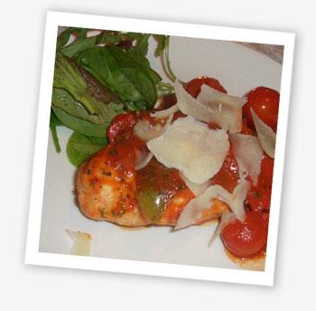 Chicken Provençale, La Scala