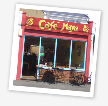 Café  Maya, Bembridge