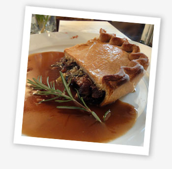 Isle of Wight Dish: Newchurch Pie